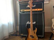 Fender Standard Precision Electric Bass Guitar