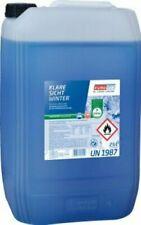 25 Liter SCHEIBENFROSTSCHUTZ EUROLUB / Konzentrat bis -60°C / KLARE SICHT WINTER