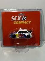 Audi S1 WRX Red Bull SCX Compact 1:43 Scale New