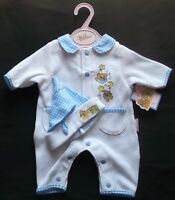 "Zapf Creations Little Chou Chou Doll Clothes Outfit Fits 17"" Doll"