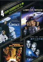 4 Film Favorites: Sci-Fi Collection [New DVD]
