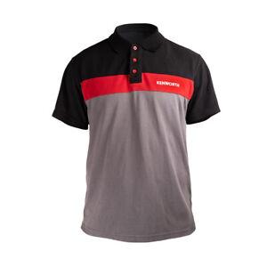Kenworth Modern Teen Polo Shirt; Truck;