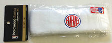 NBA ABA Sweat Band Headband White Reebok Hardwood Classic Vintage NEW!