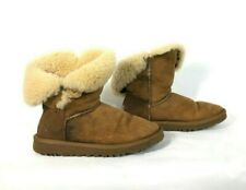 UGG Australia Bailey Button Bomber 5838 Boots   Size: W5