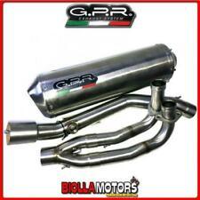 Scarichi completi GPR per moto