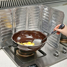 Cooking Frying Pan Oil Splash Screen Cover Anti Splatter Shield Kitchen G pro