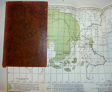 Cento Libri Longanesi - Salvador de Madariaga: Cristoforo Colombo 1951 cartine