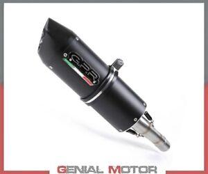 Auspuff Schalldampfer GPR FURORE NERO Geneh CAN AM SPYDER 1000 ST STS 2013 2016