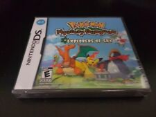 Pokemon Mystery Dungeon: Explorers Of Sky [DS] [2DS] [Nintendo DS] [Brand New!]