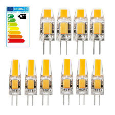 Dimmable G4 3W 6W LED COB Filament Capsule Corn Bulb Light Replace Halogen 12V