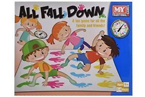 ALL FALL DOWN A FUN GAME FOR ALL FAMILY & FRIENDS TRADITIONAL GAME SUITABLE 6+