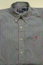 Figurbetonte Ralph Lauren Langarm Herren-Freizeithemden & -Shirts