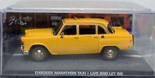 James Bond 007 - Checker Marathon Taxi - Live and Let Die