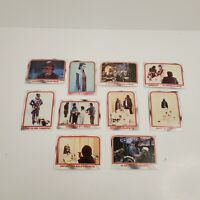 Lot of 10 Cards 1980 Topps Star Wars THE EMPIRE STRIKES BACK Series 1 #80-89