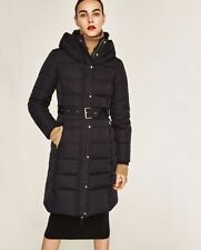 Zara Polyester Parkas for Women