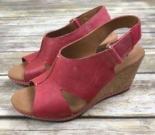 Clarks Wedge Med (1 in. to 2 3/4 in.) Women's Heels