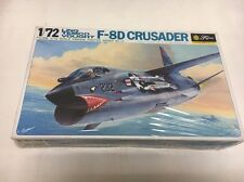 Fujimi  USN Vought F-8D Crusader Model Kit - 1/72 Scale  Sealed Box
