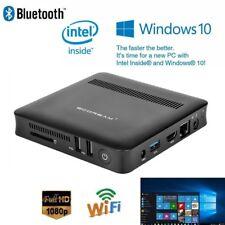 T7 Windows 10 Mini Desktop PC HTPC Smart Media Player TV Box 2GB+32GB WIFI BT