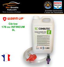 Additif FAP cerine 176 INFINEUM Vert F.A.P Combutec 2  3L CITROEN PEUGEOT FORD