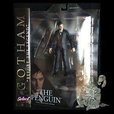 GOTHAM Select THE PENGUIN Action Figure DST Batman CW Show OSWALD Cobblepot!