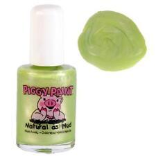 New Piggy Paint Nail Polish Natural as Mud Kid Non Toxic Dragon Tears