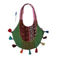 Vintage Triabal Banjara Indian Handmade Ethnic Multicolor Fancy Stylish Bag