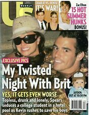 Celeb Mag 07 Britney Spears Hillary Duff Courtney Love Zac Efron Angelina Jolie