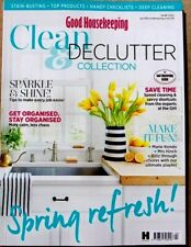 GOOD HOUSEKEEPING CLEAN & DECLUTTER SPECIAL MAGAZINE 2020 ~ NEW ~