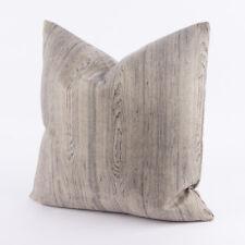 Kissenhülle Wood Filzstoff Natur 50x50cm