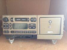 2000 2001 2002 Jaguar S Type Radio Cd control Player OEM XR8F-18K876-DHAEK #A118