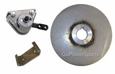 Go kart parts, Go Kart Manual Disc Brake Kit- KDBRKIT3PC