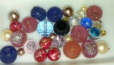 Jewelry making bead lot, CANDY NECKLACE, jewelry, necklaces, glass bead assorted