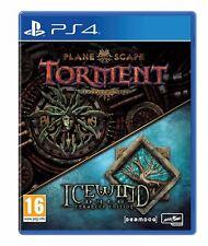 Planescape Tourment & Icewind Dale Améliorée Édition PS4 Jeu