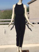 $368 alice + olivia Angen Halter T Back Jumpsuit 4