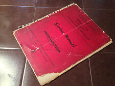 Aeromatic Model F-200 Variable Pitch Propeller Service Manual
