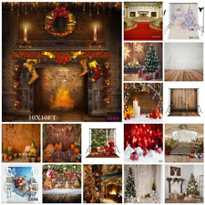 Thanksgiving Day Christmas Vinyl Studio Backdrop Photography Props Background