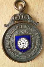 Medal- 1938 YORKSHIRE MINIATURE RIFLE ASSOCIATION MADEL~HRC, W H Edmunds