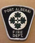 Port Alberni Fire Department Patch, Badge I1
