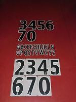NAMESET FLOCAGE LFP LIGUE 1 NOIR 2001-2007 PSG, OM, LYON, ASSE