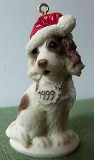"""G. Armani """"Cappy"""" 1999 Annual Ornament - #0355F - Retired"""