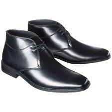 New Men's Emilio Boots - Black Size: 8