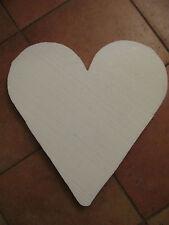 Styropor Herz/Herzen  50 cm Basteln Liebe Hochzeit Unterlage