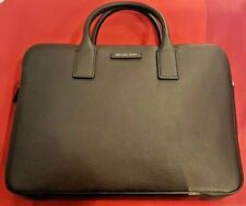 Michael Kors Bryant Business Briefcase Pebbled Leather 87f9lyta3l