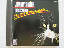 Jimmy Smith, Lalo Schifrin - The Cat Strikes Again - Delta Music Switzerland CD