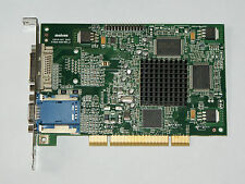 Matrox G45FMDVP32DB 32MB PCI Graphics Card With VGA AND DVI