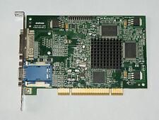 MATROX G 45 FMDVP 32DB 32MB Scheda Grafica PCI con VGA e DVI