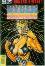Cyber Crush: Robots in Revolt # 2 (Ian Gibson) (Quality Comics USA, 1991)