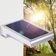 49 LED Solar Power Motion Sensor Outdoor Garden Porch Security Lamp Light White