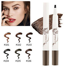 New Ten Head Waterproof Eyebrow Pencil Pen Eye Brow Liner Cosmetic Makeup Tools