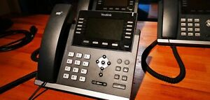 Yealink T46S VoIP Phone with UK power supply